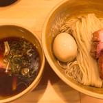 108877956 - 鰹昆布出汁特製醤油つけ麺(1,050)