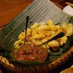 蓮香 - 傣族豚皮チップ
