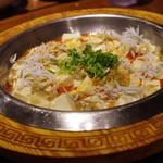 蓮香 - 豆醤蚬肉豆腐
