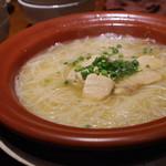 蓮香 - カジキマグロのスープビーフン