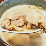 弘雅流製麺 - 鶏もも肉