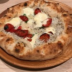108878416 - しらす 白糠 ドライトマトのピザ