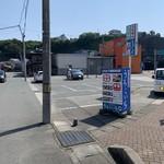 うろこいち - 駐車場