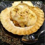 鉄板焼 むさしの 吉祥 - ロゼシャンパン風味のグラタン