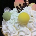 アカシエ - 2011 クリスマスケーキ