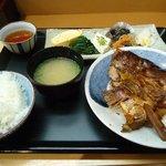 神戸料理道場 雄司 - 日替わり和定食¥750