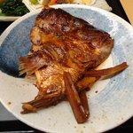 神戸料理道場 雄司 - 鯛のあら煮