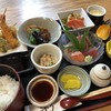 天ぷら 串割烹 なかなか 室屋 - 料理写真:なかなか定食1880円