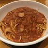 カプリチョーザ - 料理写真:トマトとニンニクのスパゲティ(取り分けサイズ)‥ 1,870円