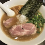 麺や 麗 - しょうゆ(800円)