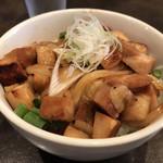 麺や 麗 - まかない飯(300円)