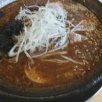 らーめん 飛雄馬 - 料理写真:とんこつ魚粉醤油チャーシュー