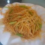 大清花餃子 - ジャガイモ炒め
