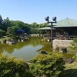 いわし舟 - 日本庭園~