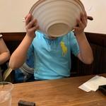 活麺富蔵 - 完食