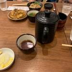 活麺富蔵 - 釜揚げの出汁と生姜