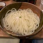 活麺富蔵 - 釜揚げ増量②