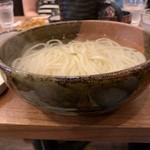 活麺富蔵 - 釜揚げ増量③