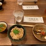 活麺富蔵 - 定食(私)