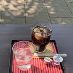 ふかくさ - アイスコーヒー400円