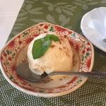 カフェーマル - バニラアイス