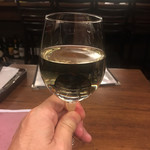 Sommelier Kitchen yuB yum - 本日のワインは、ソービニョンブランでした