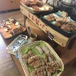 エーデルワイス - 自家製パンコーナー