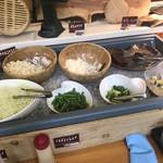 エーデルワイス - サラダコーナー