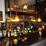 PARADISE CAFE MODERNS - お酒の種類も大変多いです!
