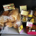PARADISE CAFE MODERNS - 食パン・アロマはレジ付近で販売です