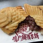 鳴門鯛焼本舗 - 天然鯛焼 十勝産あずき¥194