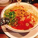 ラーメン池田 - 料理写真:坦々麺