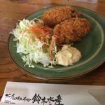 鈴木水産 - カキフライうまい‼︎