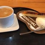 108907492 - コーヒーとカタラーナ