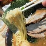 10891259 - 111219東京 横浜家系侍 実食!