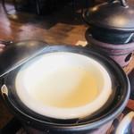 108911766 - 熱々豆腐