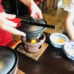 108911796 - 1番最初にお豆腐が用意された