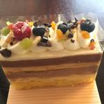 108912182 - 本日のケーキ