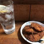 福田フライ - 酎ハイ+フライ