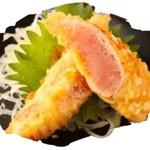 明太子の天ぷら