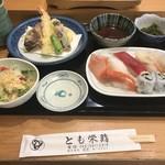 ハマグルメ とも栄鮨 -