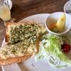 もんちっち3 - 料理写真:チーズトーストモーニング  600円
