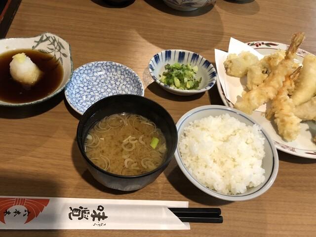 てんぷら 味覚>