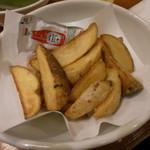 和食さと - ポテトフライ