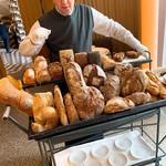 108920001 - 約20種類のパンを早口で紹介!!