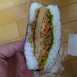 おむすび専科 - きんぴら鶏つくね¥324