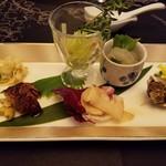 GINZA沁馥園 - 前菜