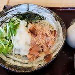 ひらつか蕎香 - 料理写真:ひらつか蕎香(越前おろしそば 960円)