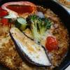 ザファームカフェ - 料理写真:ゴロゴロ農園野菜のカレードリア