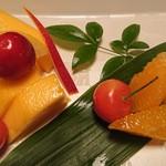 有栖川 清水 - 果物   マンゴー  桜桃  シャインマスカット  オレンジ